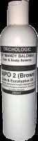 Shampoo Brown  (Cade & Eucalyptus Oil)**