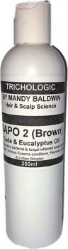 Shampoo Brown  (Cade & Eucalyptus Oil)**