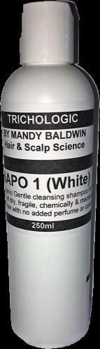 Shampoo White**