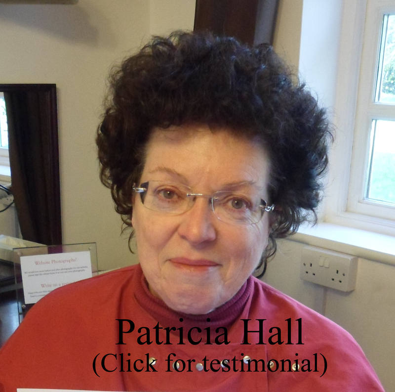 Hall Patricia - Button