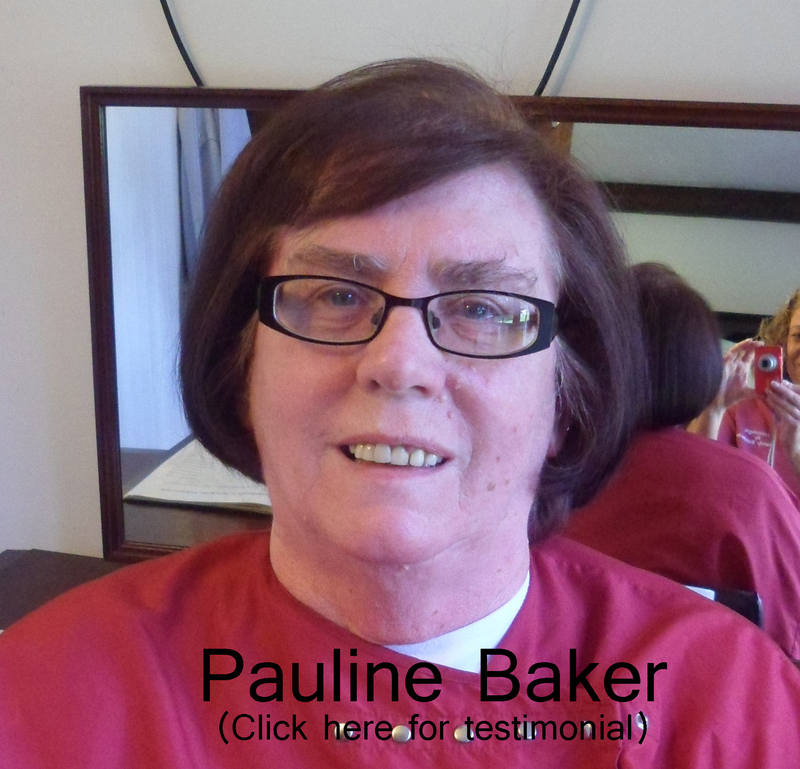 Baker Pauline - Button