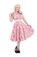 Hearts and Roses (London) 1950'S Style Marcia Dress Rockabilly Vintage Style