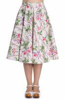 Hell Bunny Bamboo 1950's Skirt