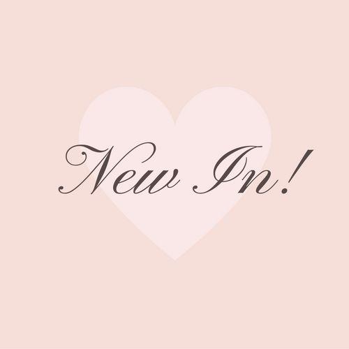 *New In*
