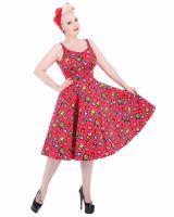Hearts & Roses Jenni Spice Jar Print