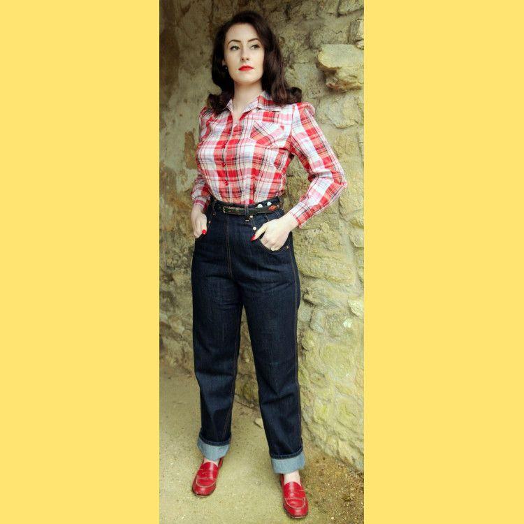 Freddie's of Pinewood - Rivet Jeans