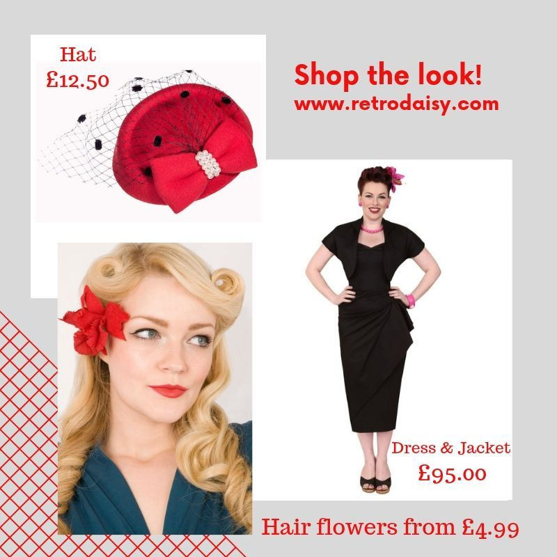Shop the look! www.retrodaisy.com