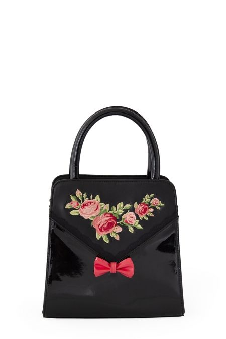 Retro Rosie Vintage Style Handbag