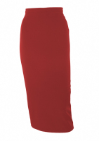 20th Century Foxy 50's Red Pencil Skirt