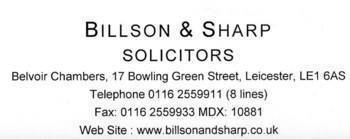 Billson & Sharp