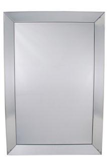 Venetian Tray Silver Bevelled Mirror 143cm x 113cm