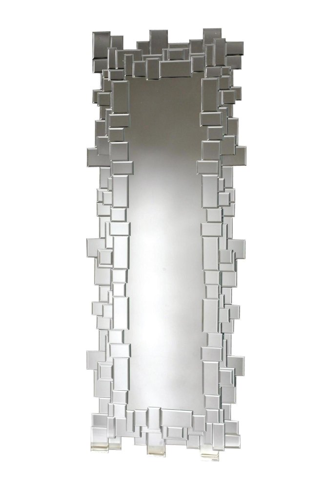 Multi Facet Bevelled Mirror 100cm x 100cm