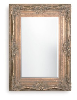 Rococo Diana Gold Bevelled Mirror 6 sizes