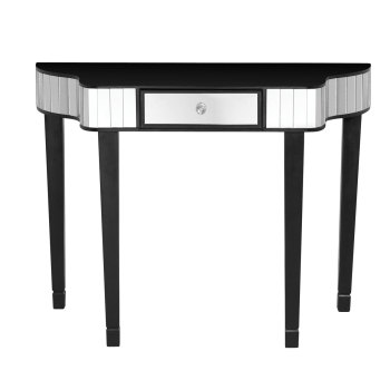New York Mirrored Console Table