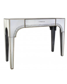 Sharma Mirrored Console Table