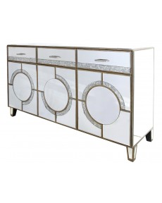 Gatsby 3 Draw / Door Sideboard