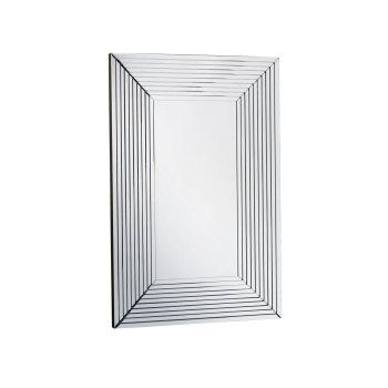 Manhatten Stepped Bevelled Mirror 150cm x 80cm