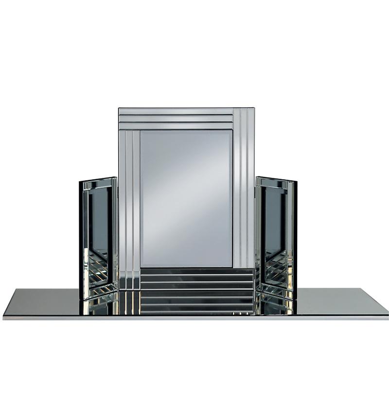 Triple Band Tri Fold Mirror 78cm x 54cm