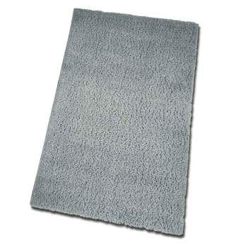 Miami Soft Rug in Silver Grey