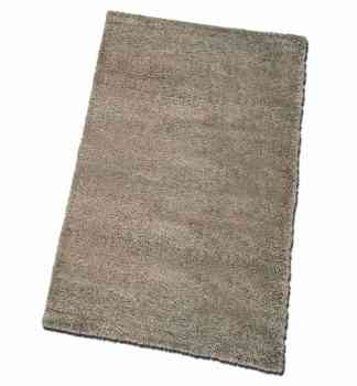 Snuggle Rug in SIlver / Brown