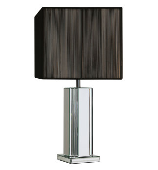 Italia Mirrored Lamp