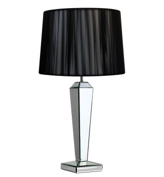 Ellie Mirrored Lamp