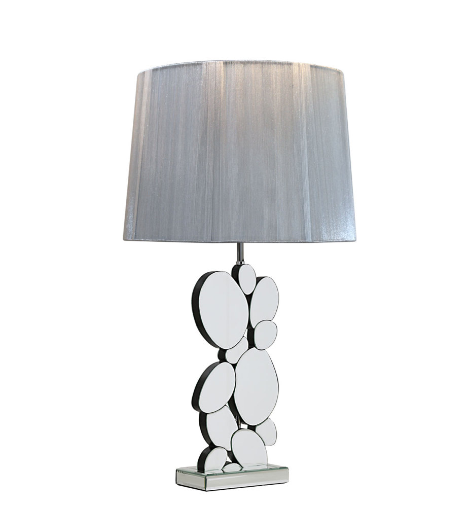 Madison Mirrored Lamp