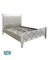 Chatsworth king Size Mirrored Bed Frame