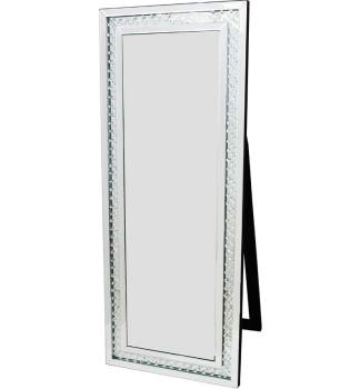 Floating Crystals Cheval Mirror 150cm x 60cm