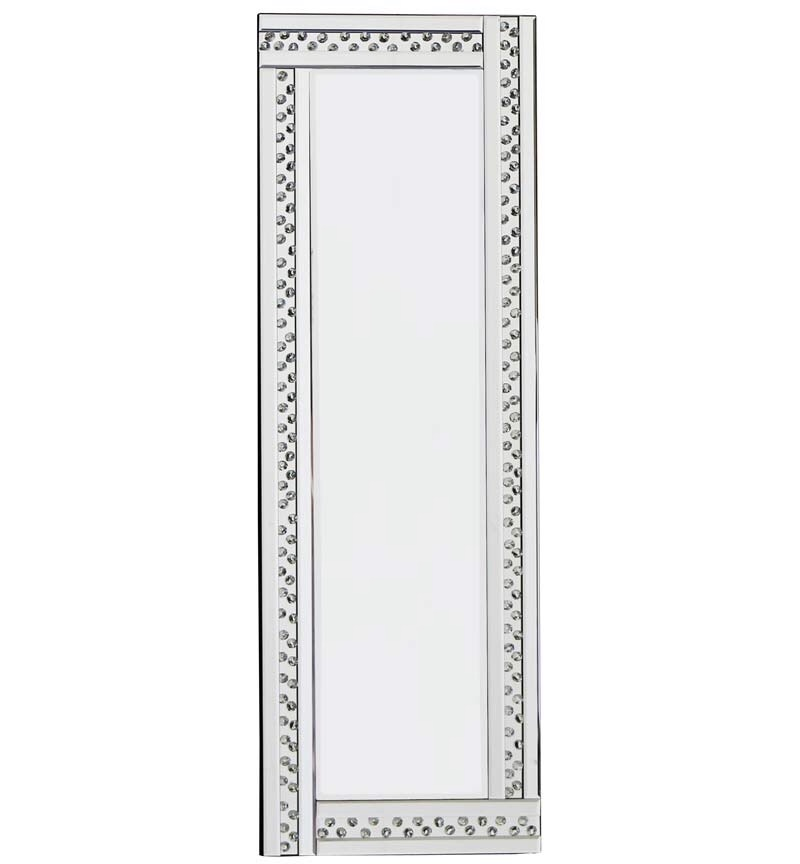 *Special Offer * Floating Crystals Wall Mirror 80cm x 60cm  - 4 sizes avail