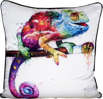 Patrice Murciano 55cm Luxury Feather Filled Cushion - Resting Frog""