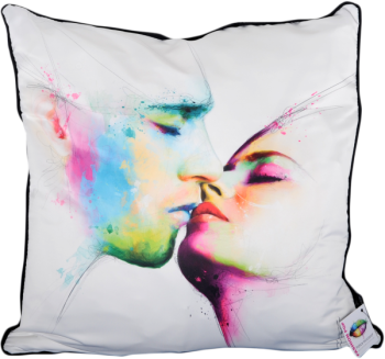 "Patrice Murciano 55cm Luxury Feather Filled Cushion - ""Touch"""