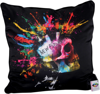 "Patrice Murciano 55cm Luxury Feather Filled Cushion - ""Victory"""