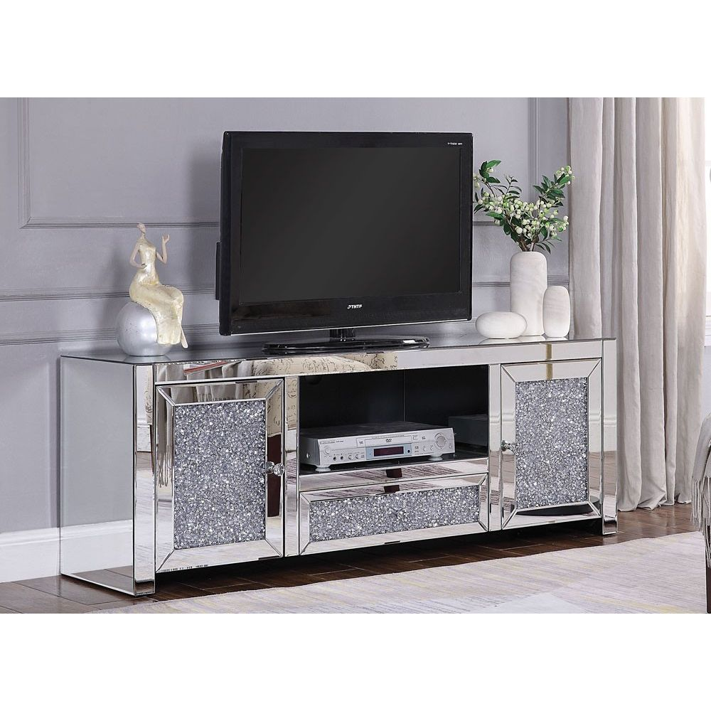 #Mirrored Tv Video Units