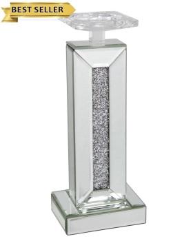 Crush Sparkle Mirrored Tea light Holder small