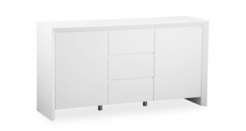 Soho White Sideboard