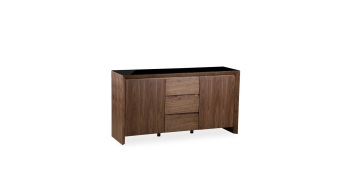 Soho Walnut Sideboard