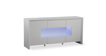 Soho Grey Led Sideboard