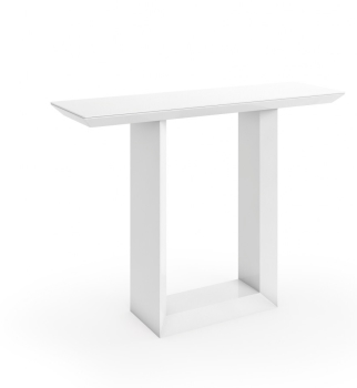 Soho Console Table in Gloss White