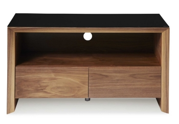 Soho  Tv Entertainment unit in Walnut small
