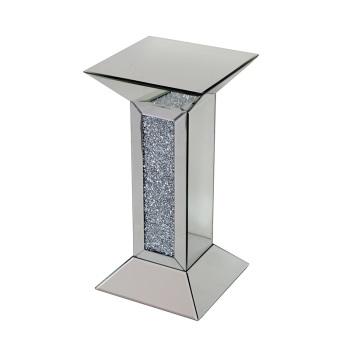 Crush Sparkle Crystal Mirrored Lamp Pedestal medium