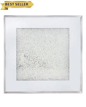 Crush Sparkle Mirrored Plate Holders 30cm x 30cm