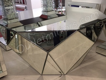 Prism Mirrored Coffee Table