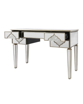 Sharma 5 draw large mirrored Console