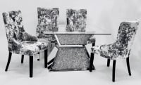 *Mirrored Dining Tables