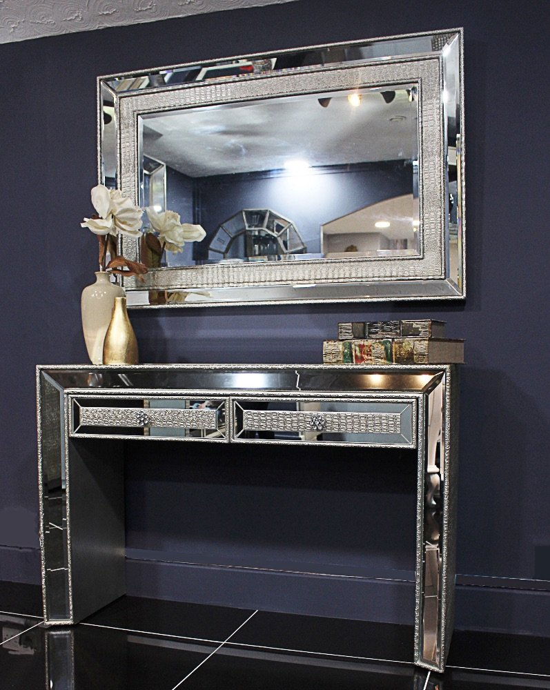 *Mirrored Sofia Range