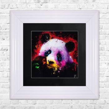 "Patrice Murciano Framed ""Panda"" print small 55cm x 55cm"