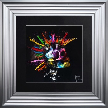 "Patrice Murciano Framed ""Future"" print small 55cm x 55cm"