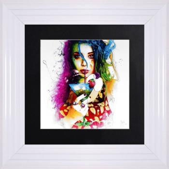 "Patrice Murciano Framed ""Cuba"" print small 55cm x 55cm"