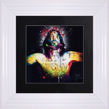 "Patrice Murciano Framed ""Requiem for Love "" print small 55cm x 55cm"